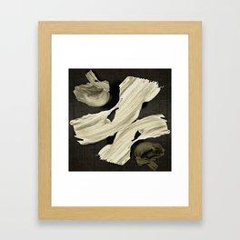 """""""Scandinavian Japanese Abstract"""" Framed Art Print"""