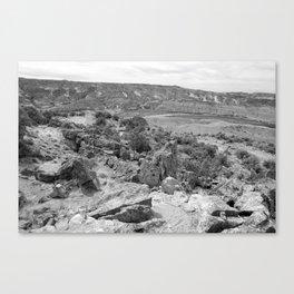 Mack Ridge 2 Canvas Print