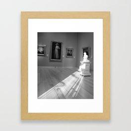 Affection of Light Framed Art Print