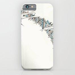Migraine Aura iPhone Case