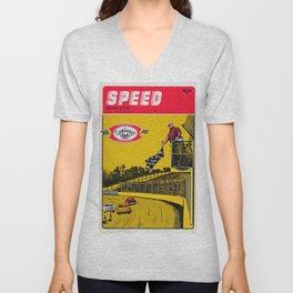 Appalachian Speed Unisex V-Neck