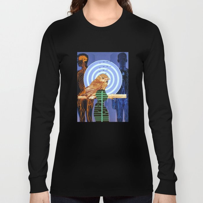 Another Day In Paradise Long Sleeve T-shirt