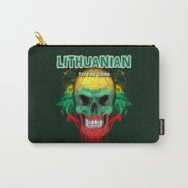 To The Core Collection: Lithuania Carry-All Pouch
