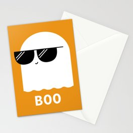 Cool Ghost Stationery Cards