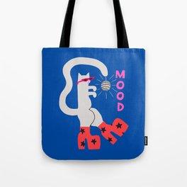 Mood Cat Tote Bag