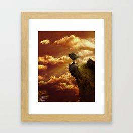 Chill Framed Art Print