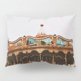 Paris Carousel Pillow Sham