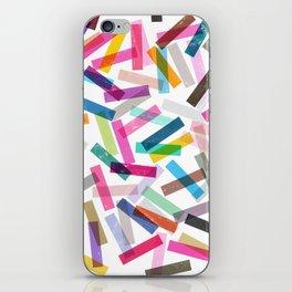 fiesta 3 iPhone Skin