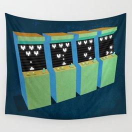 Arcade dream Wall Tapestry