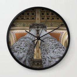 MNAC Wall Clock