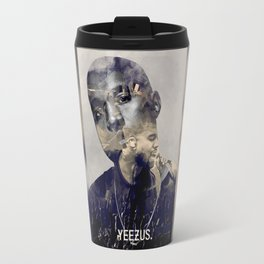 YEE ZUS - the only rapper compared to michael Travel Mug