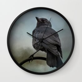 The Look Out Wall Clock
