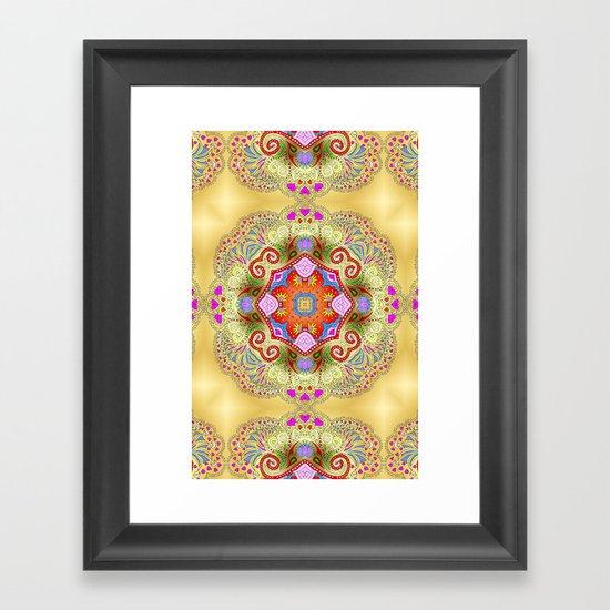 I LOVE Marrakech Framed Art Print