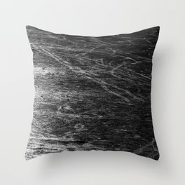 Icy Days NO5 Throw Pillow
