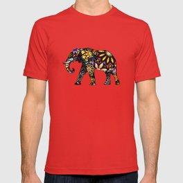 Aztec Elephant T-shirt