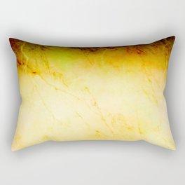 Yellow brown background Rectangular Pillow