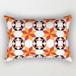 Fuego - By  SewMoni Rectangular Pillow