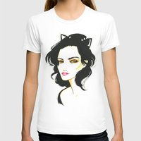 selena gomez T-shirts featuring Selena Kyle by Made on Sundays