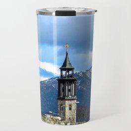 Prilep, Macedonia Travel Mug