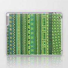 Yzor pattern 009 green-blue summer Laptop & iPad Skin