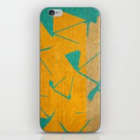 titan iPhone & iPod Skins featuring Titan - Hyperion by Fernando Vieira