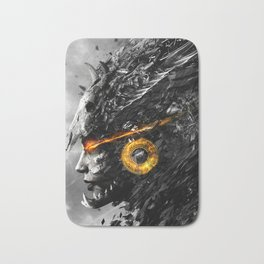 Warrior Angel Bath Mat