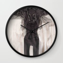 Psycho Mantis Wall Clock
