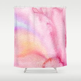 Nebulous Watered Shower Curtain