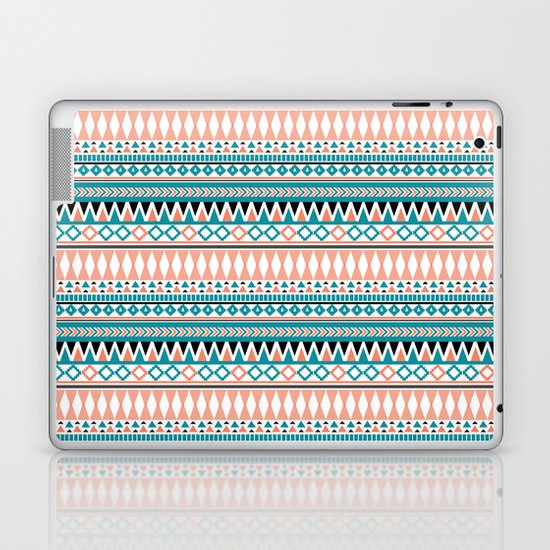 Tribal Triangle Laptop & iPad Skin