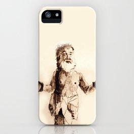 St. Boxer iPhone Case