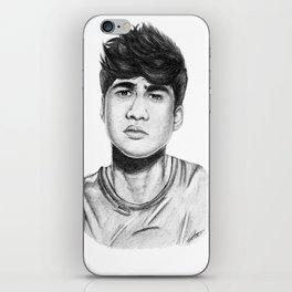 Calum Thomas Hood  iPhone Skin