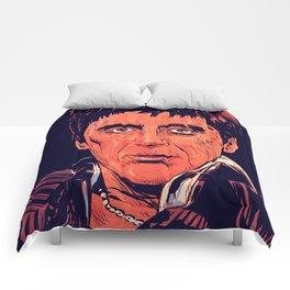 Tony Montana Comforters