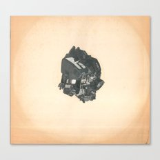 Robot Stylus Canvas Print