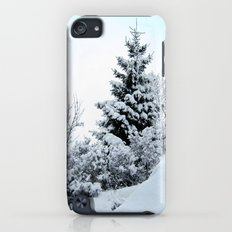 Natures Christmas Tree iPod touch Slim Case