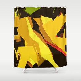 Flying Thoughts Shower Curtain