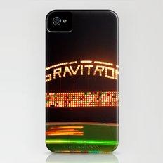 Gravitron iPhone (4, 4s) Slim Case