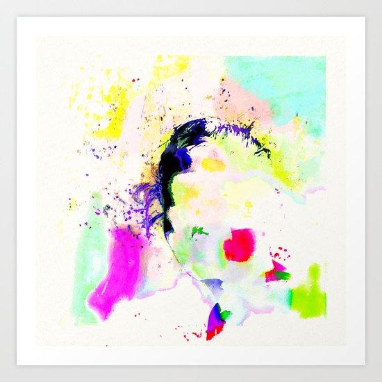 Hey-Fever Art Print