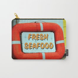 Fresh Local Seafood Carry-All Pouch