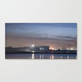 Factory#1  Canvas Print