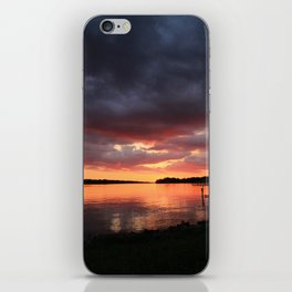 Sunset2 iPhone Skin