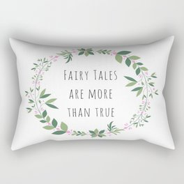 Fairy Tales 2 Rectangular Pillow