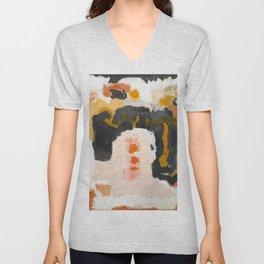 Mark Rothko - Untitled - 1947 Artwork Unisex V-Neck