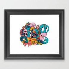 Overload Framed Art Print
