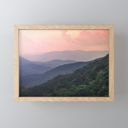 Smoky Mountain National Park III - 98/365 Nature Photography Framed Mini Art Print