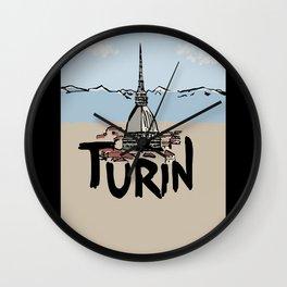 Turin Wall Clock