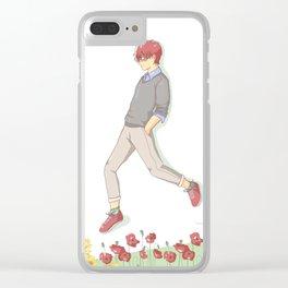 todoroki Clear iPhone Case