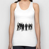reservoir dogs Tank Tops featuring Reservoir Dogs. by AmyLianneMuir