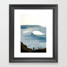 Brittany, France Framed Art Print