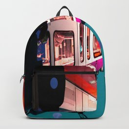 We Remain Undefinable. Backpack