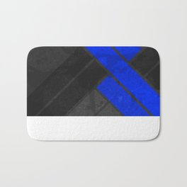 Touch Of Color - Blue Bath Mat